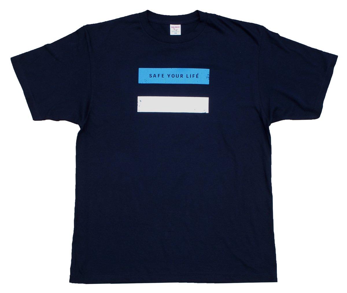 紺Tシャツ前