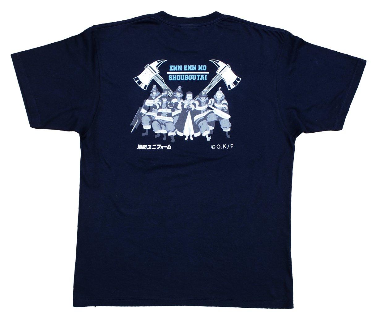 紺Tシャツ後