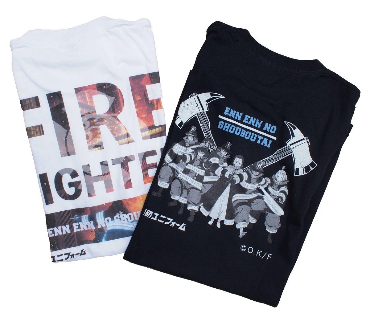 【炎炎ノ消防隊】特殊消防隊 特製Tシャツ【画像6】