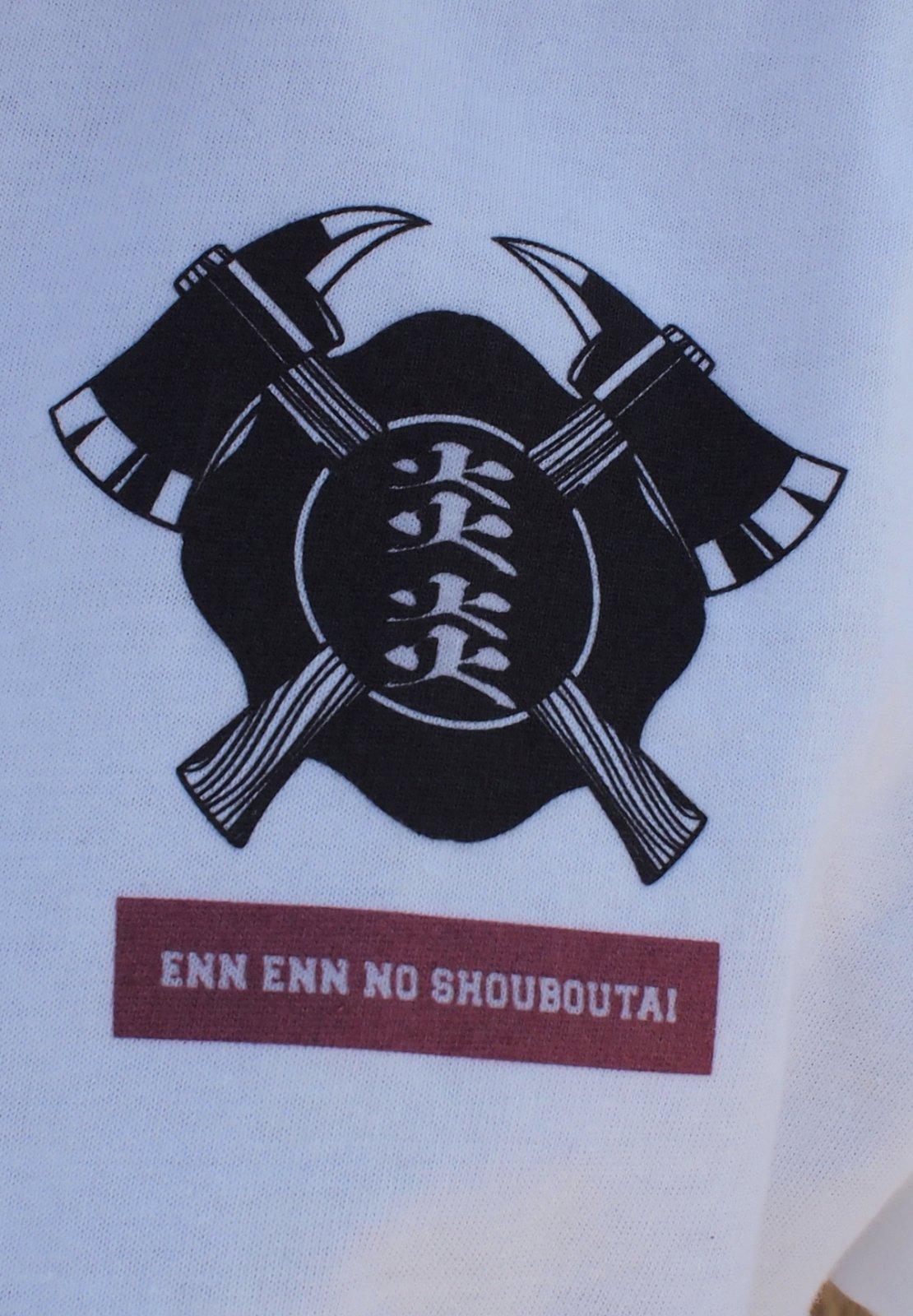 【炎炎ノ消防隊】特殊消防隊 特製Tシャツ【画像10】