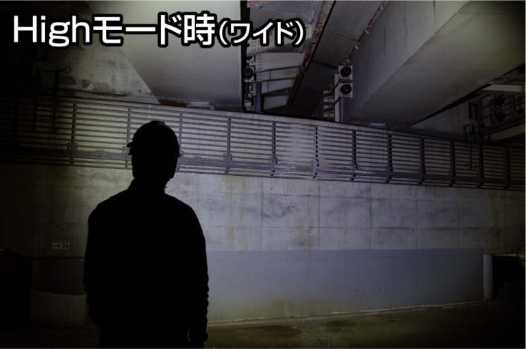 HEAD WARSシリーズ (White Box ver.) HLP-2103  GENTOS ジェントスヘッドライト 【画像2】