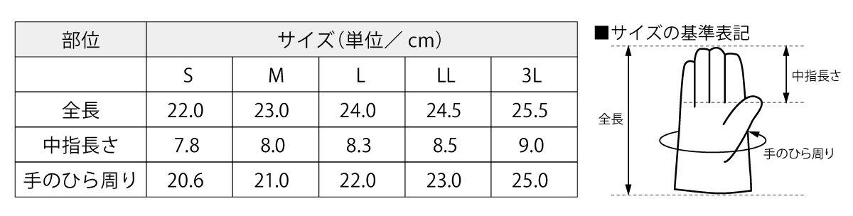 シモン 耐切創手袋 KG-170【画像5】