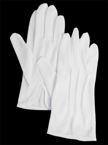 白ナイロン礼装手袋