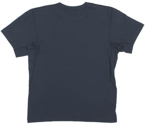 半袖ネイビー  防炎Tシャツ「モエンナ」(moenna)【画像3】