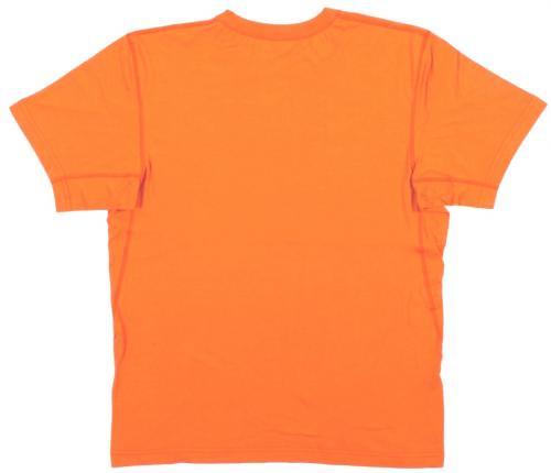 【在庫限り】半袖オレンジ  防炎Tシャツ「モエンナ」(moenna)【画像3】