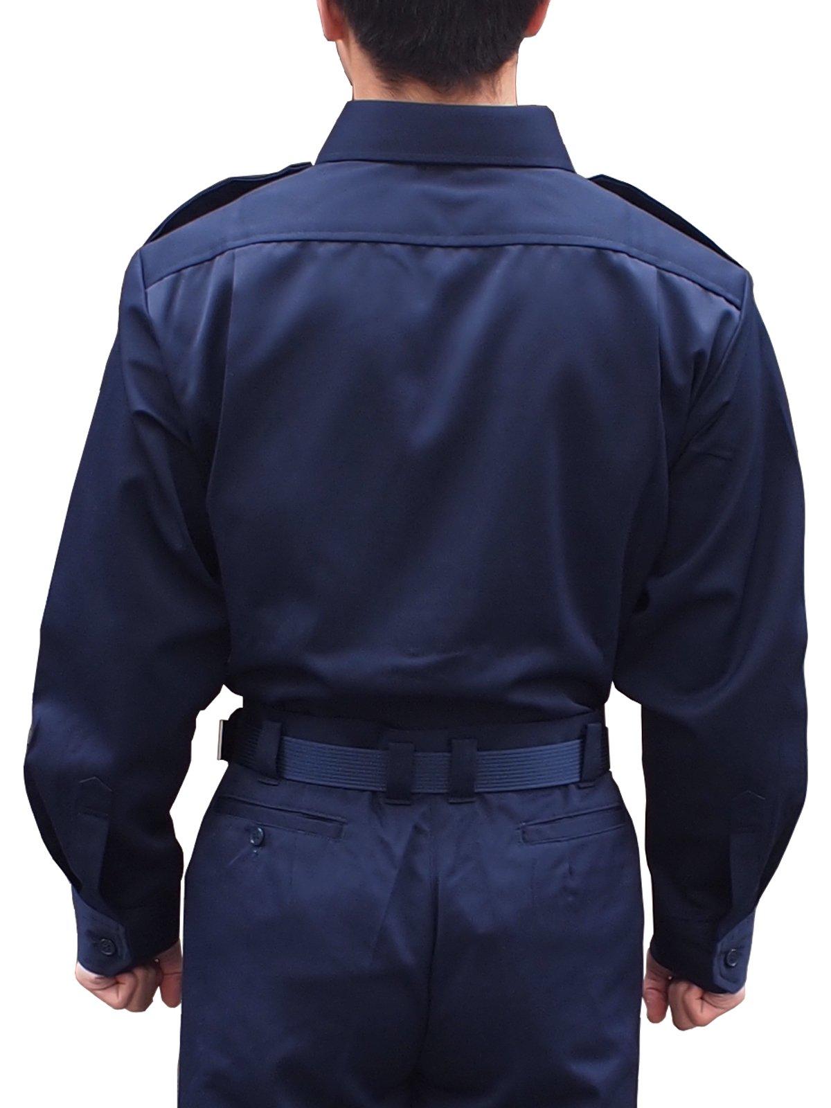 消防作業服カッター上衣【画像2】