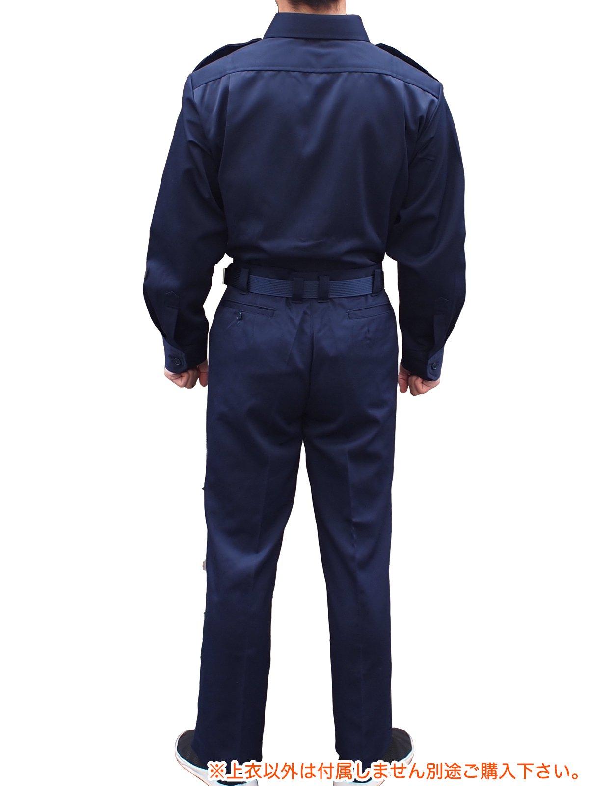 消防作業服カッター上衣【画像4】