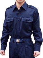 消防作業服カッター上衣