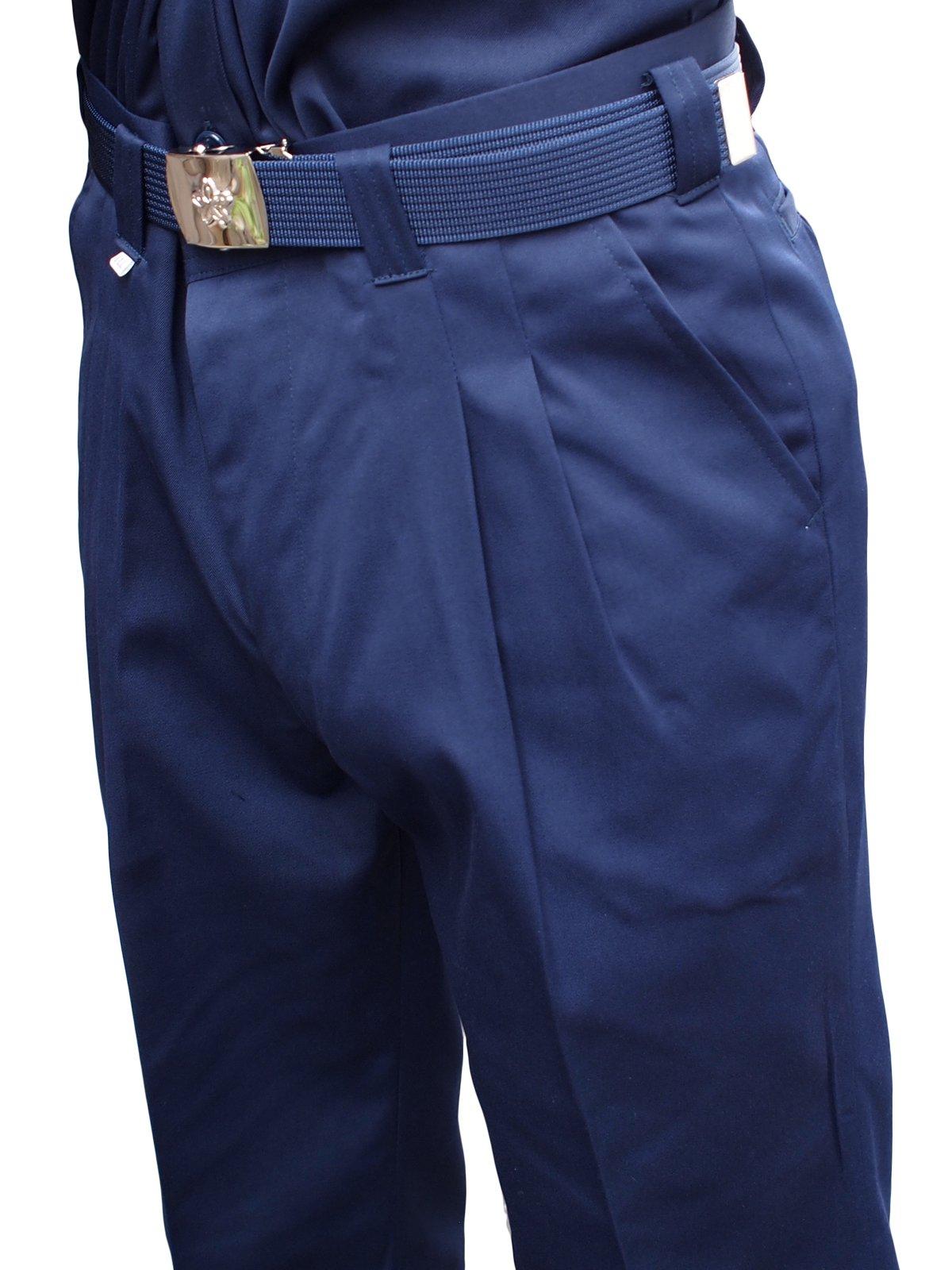 消防作業服米式ズボン【画像3】