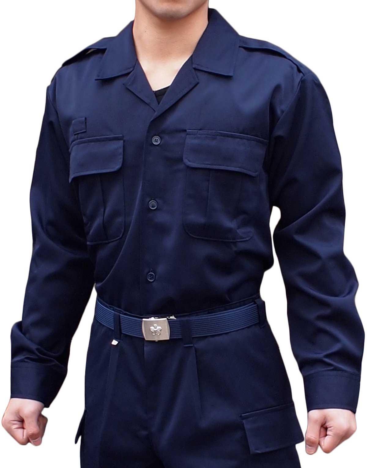 消防作業服開襟上衣