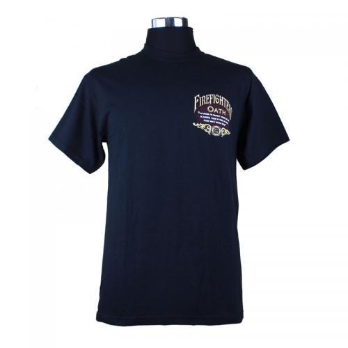 Firefighters Oath 消防Tシャツ【画像3】