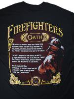 Firefighters Oath 消防Tシャツ