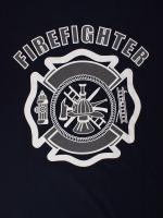 ウェア Firefighter 消防Tシャツ