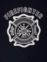 Firefighter 消防Tシャツ