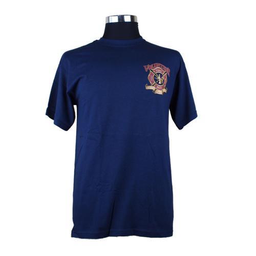 Volunteer Firefighter 消防Tシャツ【画像3】