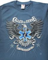 ウェア EMS Called to Serve Tshirt  消防Tシャツ