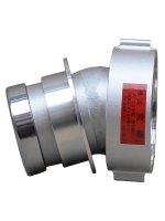 ホース関連・制水器具 20度エルボ型根元媒介「操法究極」
