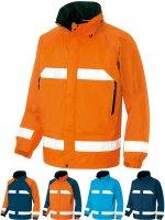 カッパ(レインウェア)レインウエア雨衣 高機能消防レインジャケット