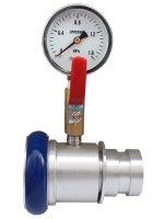 中間圧力測定器