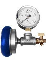 止水圧力測定器