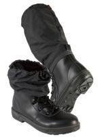 活動靴 (SS22HiX黒フード付)(革製編み上げ靴)男性用