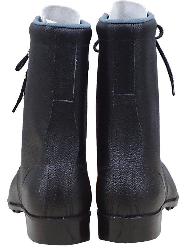 牛革長編上靴【画像4】