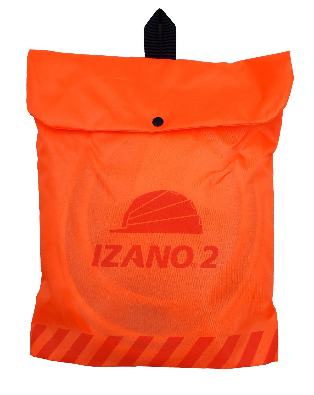 防災用折りたたみ式ヘルメット IZANO MET DIC【画像8】