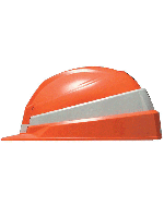 簡易トイレ・救急・衛生 防災用折りたたみ式ヘルメット IZANO MET DIC