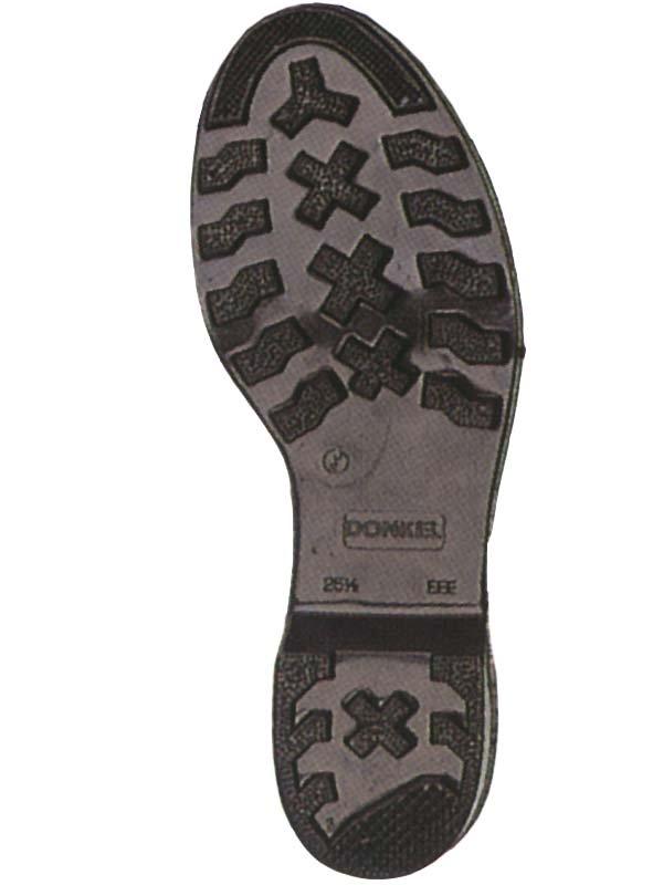 消防半長靴 作業用安全靴【画像2】