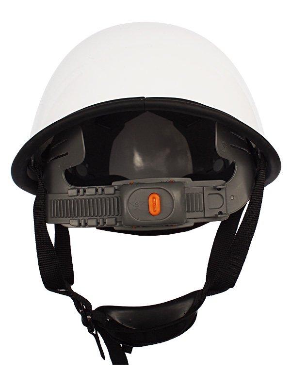 操法ヘルメット軽量型 ABS製【画像3】