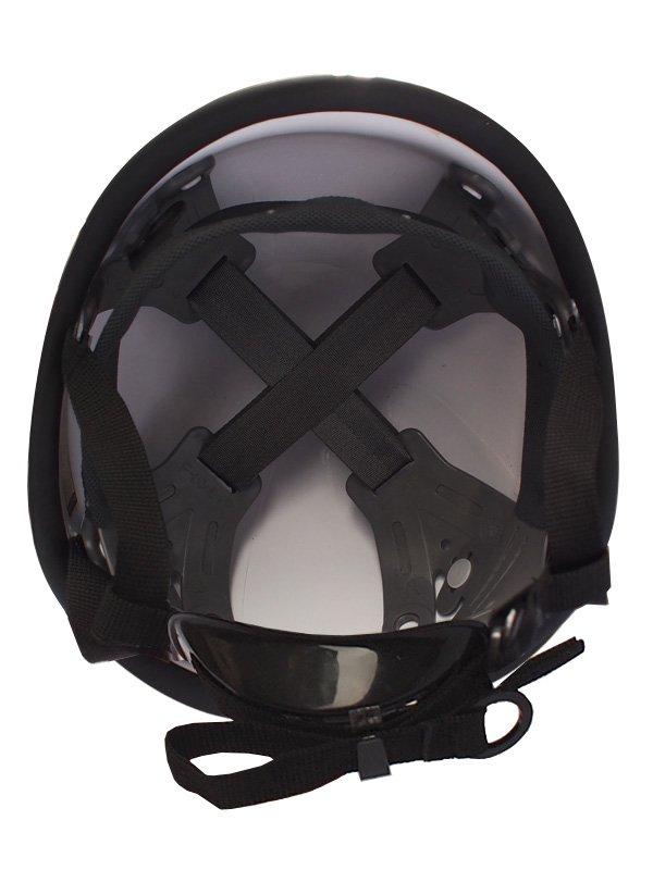 操法ヘルメット軽量型 ABS製【画像5】