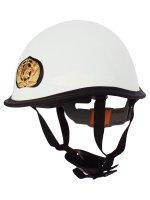 消防盛夏服(夏用防災服) 操法ヘルメット軽量型 ABS製