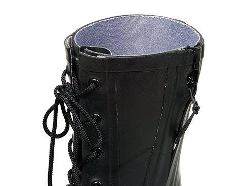 消防団員用ゴム半長靴 SG201【画像5】