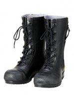 半長靴 消防団員用ゴム半長靴 SG201