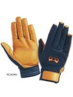 在庫限りの特別価格コーナー 【在庫限り】トンボレスキュー手袋 KC343NV