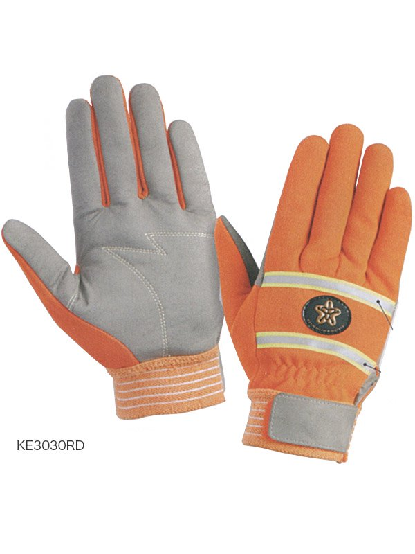 【在庫限り】トンボレスキュー手袋 KE3030RD【画像2】