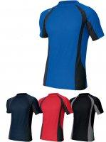 コンプレッションTシャツ コンプレスフィット半袖シャツ