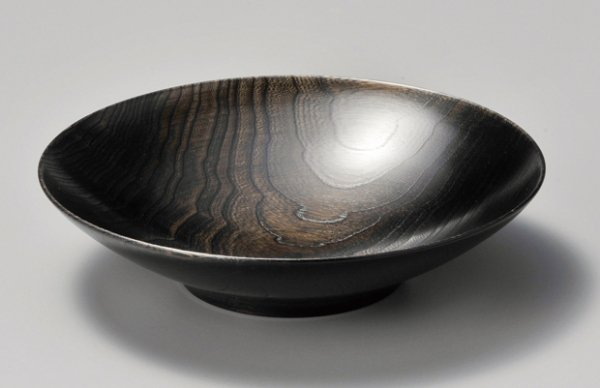 天然木を刳り抜いたボールはスープやサラダ・パスタ皿に/工芸品/通販/漆器/