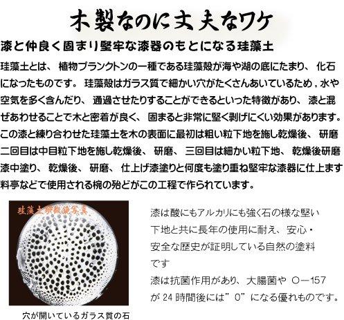 応量器 黒 日本製 送料無料 写真その3