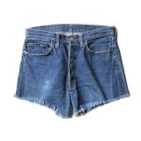 LEVIS 501 66 前期 DENIM CUTOFF SHORTS