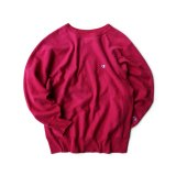 90s CHAMPION REVERSE WEAVE MAGENTA SIZE L