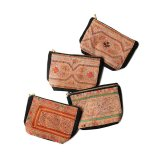 ARI BIJOUX HMONG EMBROIDERY POUCH S