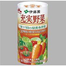 充実野菜 1本で1日の緑黄色野菜 (125ml)