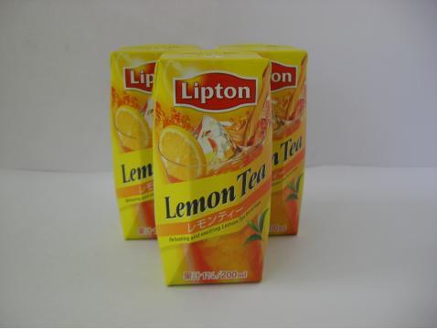 リプトン レモンティー (200ml)