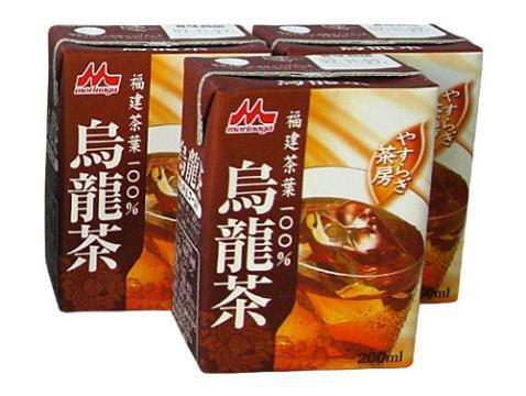 やすらぎ茶房 烏龍茶 (200ml)