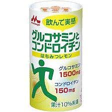 グルコサミンとコンドロイチン (125ml)