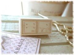 気温 湿度の切手メモ