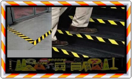Safety Signs and Floor Marking Tape 画像