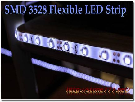 SMD 3528 Flexible LED Strip