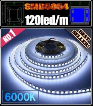 最高輝度 12v LEDテープライト5054 120l...